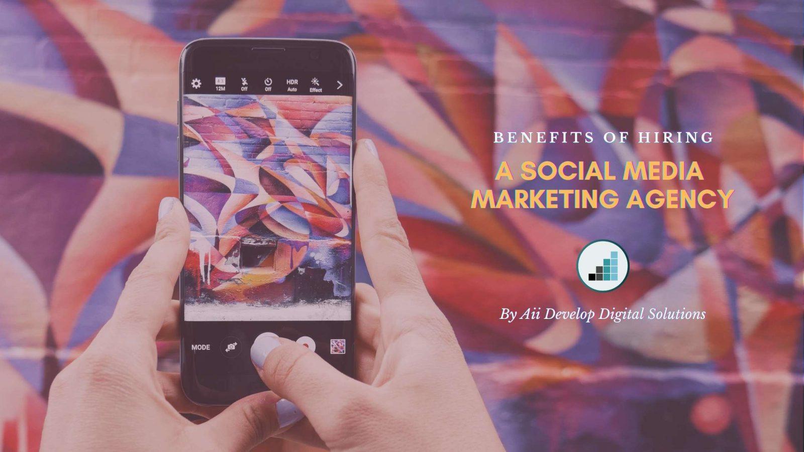 hiring social media marketing agency in singapore
