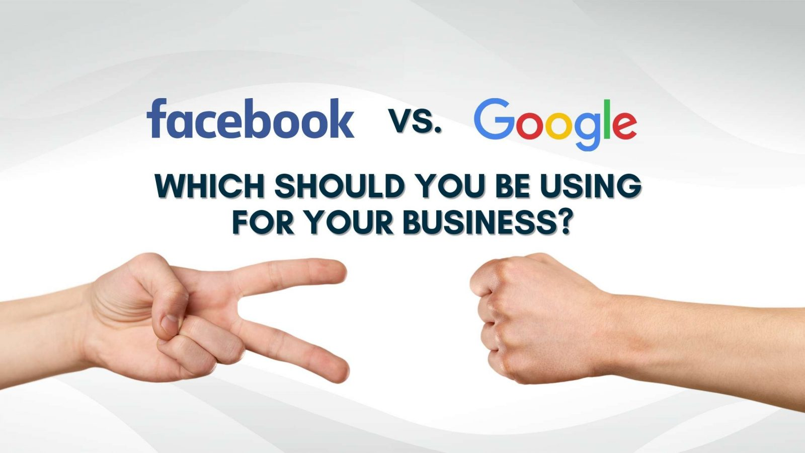 Google Ads vs Facebook Ad