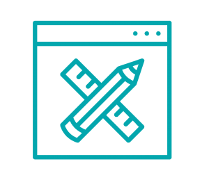 Clean and Modern of website development