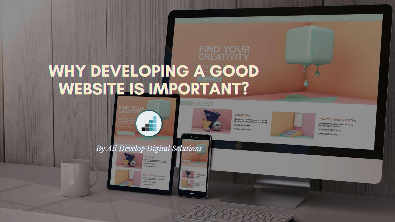 develop website in singapore